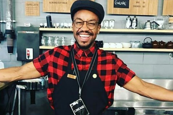 Meet Kagune Dlamini – A master of coffee and sign language
