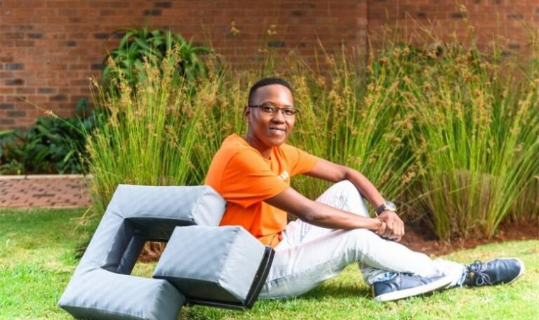 Entrepreneur Portia Mavhungu's Invention Gives Wheelchair Users Greater Independence